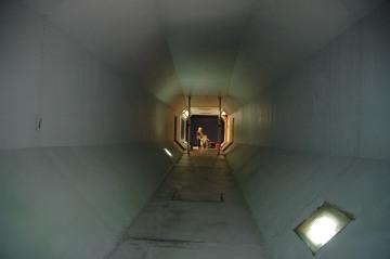 wind tunnel 150